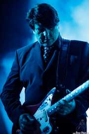 Will Sergeant, guitarrista de Echo & The Bunnymen, Bilbao BBK Live, Bilbao. 2009
