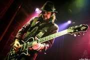 Guy Griffin, guitarrista de The Quireboys, Kafe Antzokia, Bilbao. 2009