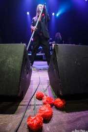 """Jonathan Gray """"Spike"""", cantante de The Quireboys, Kafe Antzokia, Bilbao. 2009"""