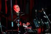 Dylan Howe, baterista de Wilko Johnson Band, Arriola Kultur Aretoa, Elorrio. 2009
