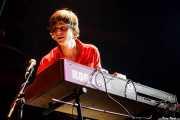 Martin Hederos, teclista de The Soundtrack of Our Lives (Kafe Antzokia, Bilbao, 2009)