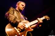 Ian Person, guitarrista de The Soundtrack of Our Lives (Kafe Antzokia, Bilbao, 2009)