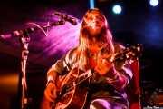 Charlie Starr, cantante y guitarrista de Blackberry Smoke (Estación marítima, Santader, 2009)