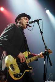 Todd Bradley, bajista y cantante de The Hi-Risers, Plateruena Antzokia, Durango. 2010