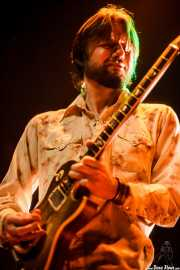 Jeff Massey, cantante y guitarrista de The Steepwater Band (Kafe Antzokia, Bilbao, 2010)