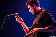 Ager Insunza, cantante, guitarrista, violinista, pedal steel guitar y teclista de Audience, Bilborock. 2010