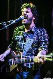 Pit Idoyaga, guitarrista de The Fakeband, Bilbao. 2010