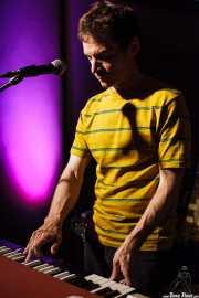 "Steve ""Sammy"" Rager, teclista y guitarrista de Untamed Youth, Hotel Casa Fuster, Barcelona. 2010"