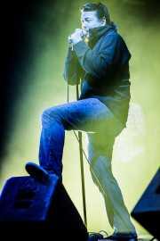 John Garcia, cantante de Garcia Plays Kyuss, Santana 27. 2010