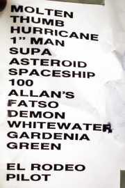 Setlist de Garcia Plays Kyuss, Santana 27. 2010