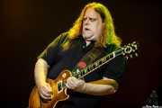 Warren Haynes, cantante y guitarrista de Gov't Mule (Azkena Rock Festival, Vitoria-Gasteiz, 2010)
