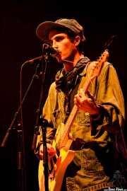 Cole Alexander, guitarrista y cantante de The Black Lips