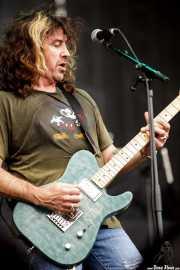 Warner E. Hodges, de Dan Baird and Homemade Sin (Azkena Rock Festival, Vitoria-Gasteiz, 2010)
