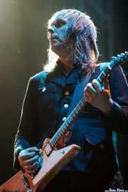 Tobias Egge, guitarrista de Imperial State Electric (Azkena Rock Festival, Vitoria-Gasteiz, 2010)