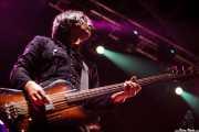 Dolf de Borst, bajista de Imperial State Electric (Azkena Rock Festival, Vitoria-Gasteiz, 2010)