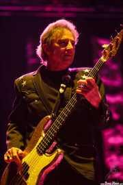 Rowland Salley, bajista de Chris Isaak, Azkena Rock Festival, Vitoria-Gasteiz. 2010