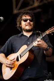 Jeff Tweedy, cantante y guitarrista (Bilbao BBK Live, Bilbao, 2010)