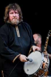 Ebbot Lundberg, cantante de The Soundtrack of Our Lives (Bilbao BBK Live, Bilbao, 2010)