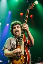 "Asier ""Pulpo"", guitarrista de Porco Bravo, Bilborock, 2010"