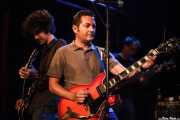 Guitarristas y bajista de The Fastbacks Tribute Variety Show (Tractor Tavern, Seattle, 2010)