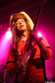 Fernando Pardo, guitarrista de Los Coronas, Turborock, Sarón. 2010