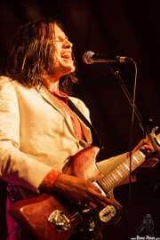 Jeff McDonald, cantante y guitarrista de Redd Kross, Turborock, Sarón. 2010