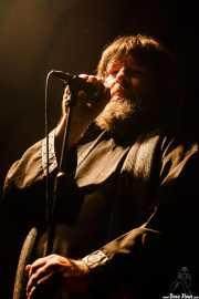 Ebbot Lundberg, cantante de The Soundtrack of Our Lives (Turborock, Sarón, 2010)