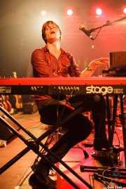 Martin Hederos, teclista de The Soundtrack of Our Lives (Turborock, Sarón, 2010)