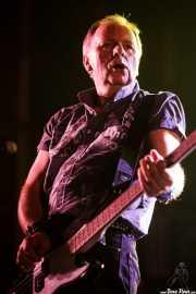 Steve Burgess, bajista de Cock Sparrer (Landako Gunea, Durango, 2010)