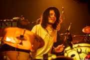 Joshua Díaz Martínez, baterista de Hola A Todo El Mundo (Santana 27, Bilbao, 2010)