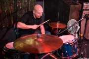 Piña, baterista de Los Chicos (El Balcón de la Lola, , 2011)