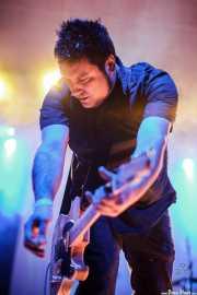 David Hono, cantante y guitarrista de Sonic Trash, Santana 27, Bilbao. 2011