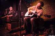 Ingunn Ringvold -voz, percusión, armonio- y Mark Olson -voz, guitarra y dulcémele-, Cotton Club, Bilbao. 2011