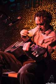Mark Olson, cantante y guitarrista, Cotton Club, Bilbao. 2011