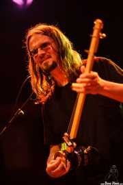 Luther Dickinson, cantante y guitarrista de North Mississippi Allstars, Kafe Antzokia, Bilbao. 2011