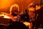 "Pablo González ""Pibli"", baterista de The Cynics, Kafe Antzokia, Bilbao. 2011"