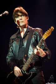 Neil Codling, teclista y guitarrista de Suede (Bilbao BBK Live, Bilbao, 2011)
