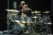 Shannon Leto, baterista de Thirty Seconds To Mars (Bilbao BBK Live, Bilbao, 2011)