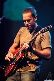 Jack Johnson, cantante y guitarrista, Bilbao BBK Live, 2011