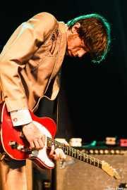 Dallas Good, cantante y guitarrista de The Sadies (Escenario Santander, Santander, 2011)