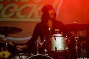 Michael Wildwood, baterista de D Generation, Turborock 2011, Santander. 2011