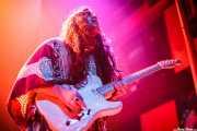 Asier Fernández, guitarrista de The Soulbreaker Company (Kafe Antzokia, Bilbao, 2011)