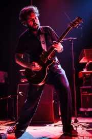 Daniel Triñanes, guitarrista de The Soulbreaker Company (Kafe Antzokia, Bilbao, 2011)