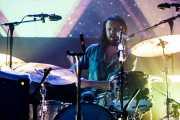 Joshua Tillman, baterista de Fleet Foxes, Santana 27, 2011