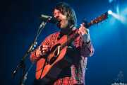 Robin Pecknold, cantante y guitarrista de Fleet Foxes, Santana 27, 2011