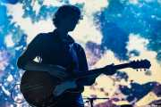 Skyler Skjelset, guitarrista y lap steel de Fleet Foxes, Santana 27, 2011