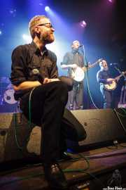 "Slim Cessna's Auto Club (Slim Cessna, Jay Munly ""Munly Munly"" & Lord Dwight Pentacost) (Kafe Antzokia, Bilbao, 2012)"