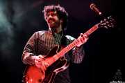 Pit Idoyaga, guitarrista de The Fakeband, Bilbao. 2012