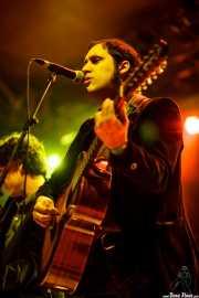 Alfredo Niharra, guitarrista de The Fakeband, Bilbao. 2012