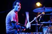 """Asier Gurruchaga """"Gurru"""", baterista de Zodiacs, Bilbao. 2012"""